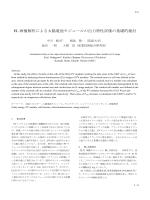 EL 画像解析による太陽電池モジュールの出力特性評価の基礎的検討