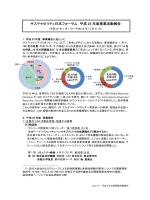 事業報告書 - サステナビリティ日本フォーラム