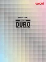 FM ALLOY DURO