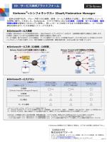 PDF - Sinfonexシンフォネクス