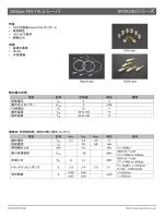 10Gbps PIN-TIA レシーバ KPDX10Gシリーズ