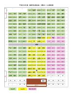SeatMap2 - 日本看護系大学協議会 JANPU