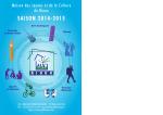 Plaquette 2015 - MJC de Bioux