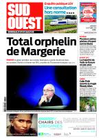 Sud Ouest (Bordeaux Rive Gauche) Du Mercredi 22 Octobre 2014