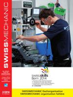 SwissSkills 2014