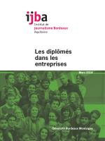 Les diplômés dans les entreprises - Ijba
