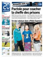 Pactole pour coacher la cheffe des prisons actu