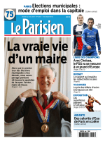 Le Parisien / Samedi 22 mars 2014