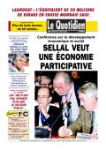 LE QUOTIDIEN D ORAN DU 05.11.2014