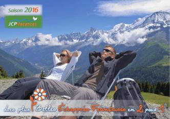 Brochure 2016 - JCP Vacances
