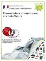 Thermostats numériques et contrôleurs