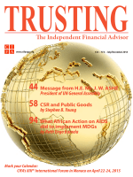 TRUSTING (The Independent Financial Advisor)