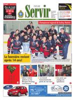 12 Février 2014 - Journal Servir