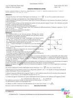 TD 2014 - LOLB - Physique Chimie au lycée par Wahab Diop LSLL