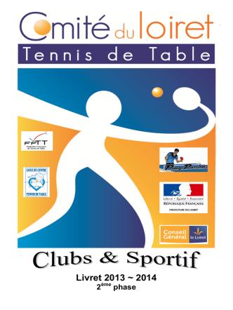 Clubs+Sportif_13 14_ph2.pub - comite loiret tennis de table