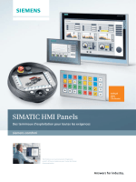 SIMATIC HMI Panels