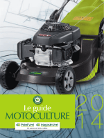 Guide Motoculture