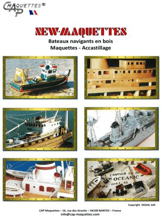 Accastillage - CAP Maquettes