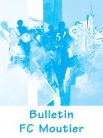 Bulletin FC Moutier