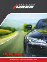 AUTOMOBILE - HAFA Lubrifiants