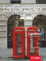 Londres - La Gazelle Tunisair