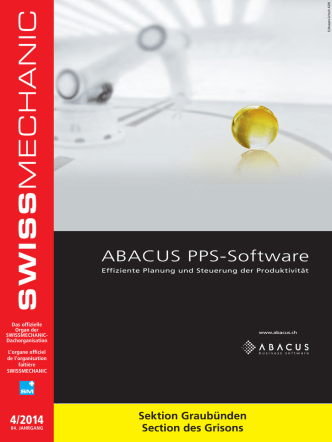ABACUS PPS-Software