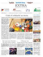 Extra - Deutsch-Französischer Kulturrat
