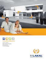 Brochure Particuliers LAKAL 300114