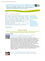 Puentes 127 - América Latina