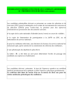 Session Septembre 2014 - lagendarmerierecrute.fr gendarmerie