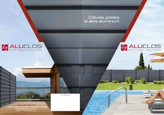 Clôtures, portails et abris aluminium