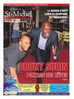 PARTAGE SES RÊVES - Journal de St