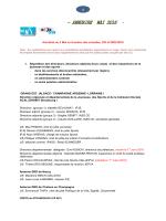 1. ANNUAIRE 2016 site du SEJS