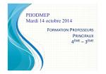 4- PIODMEP en collège - Académie de Bordeaux
