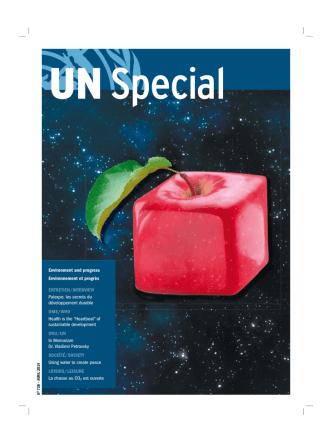 Avril 2014 - UN Special