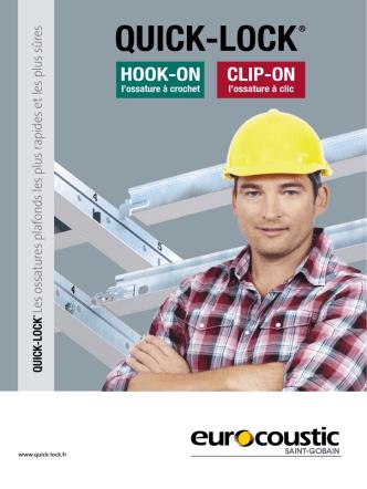 Brochure Quick-Lock-Belge