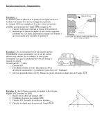 Modèle mathématique.