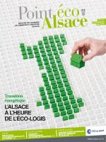 L`ALSACE À L`HEURE DE L`ÉCO-LOGIS