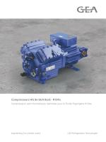 Compresseurs HG de GEA Bock - R134a