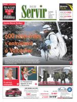 25 février 2015 - Journal Servir