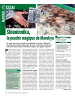 Shioninniku, - Le Pêcheur de France