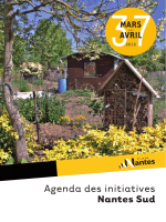 Agenda des initiatives Nantes Sud