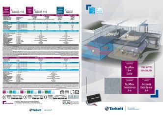 Brochure - Tarkett pour les professionnels