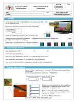 Le format BMP STI2D Document réponses $ $ $ $ 1 Le PIXEL 2