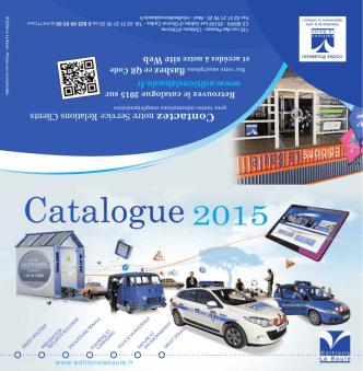 catalogue 2015 - Editions La Baule