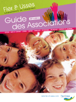 Guide des associations 2014/2015 - Site officiel de la Mairie de la