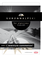 Programme - Ovronnalpski