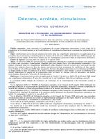 Journal officiel de la République française - N° 163 du