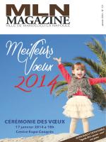 MLN Magazine de janvier 2014