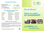 Des loisirs près de chez vous - Énéo, mouvement social des aînés